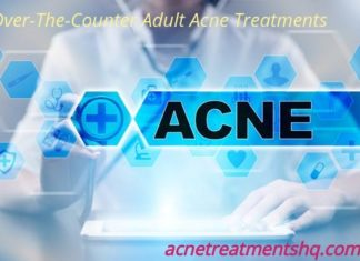 Over-The-Counter Best Acne Treatment Products For Adults 2017