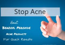 benzoyl peroxide over the counter